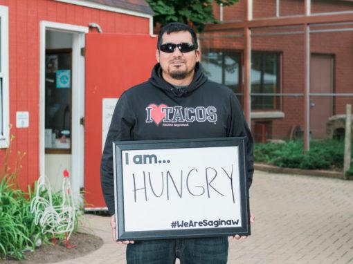 I AM… Hungry