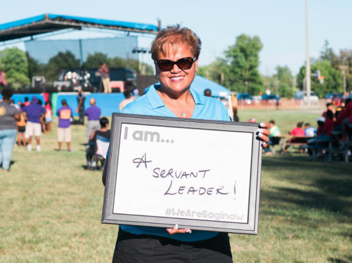 I AM… a Servent Leader