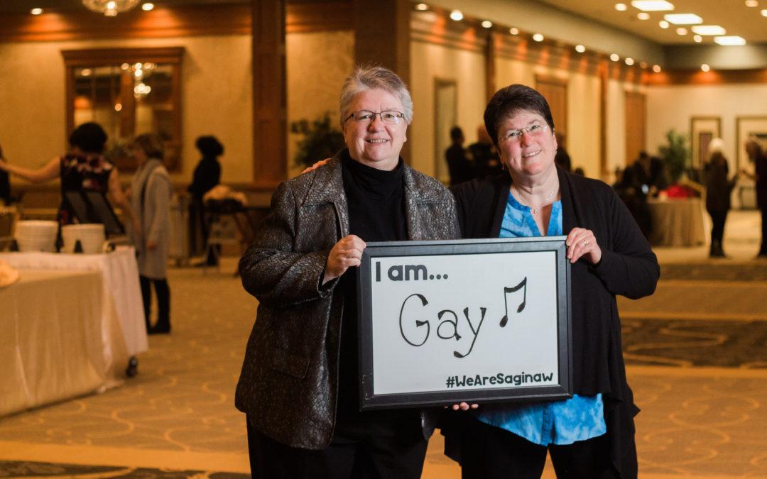 I AM… Gay