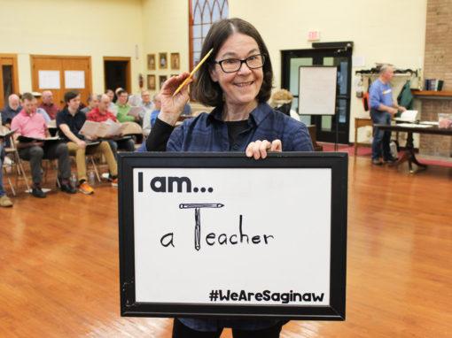 I AM…A Teacher