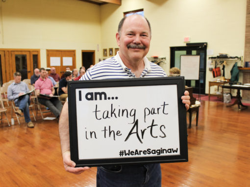I AM…Taking Part In The Arts